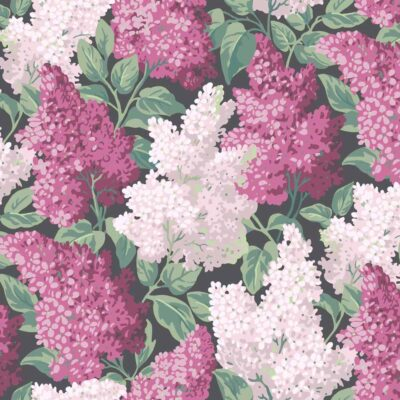 Botanical Botanica lilac wallpaper by Cole & Son