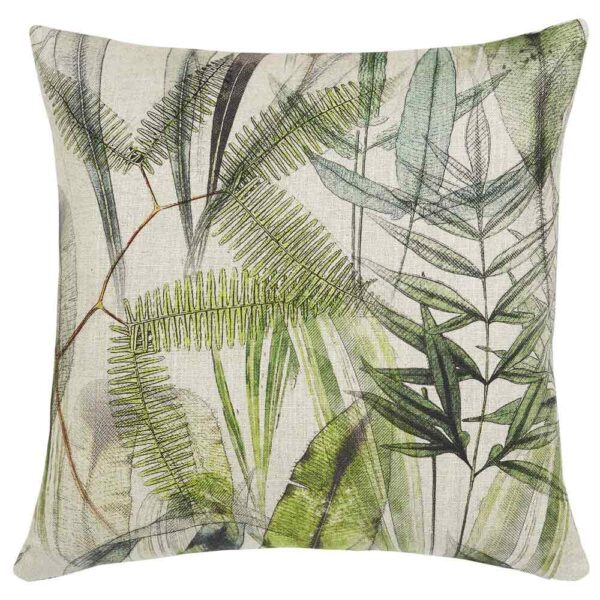 Greenery Cushion by Jakobsdals