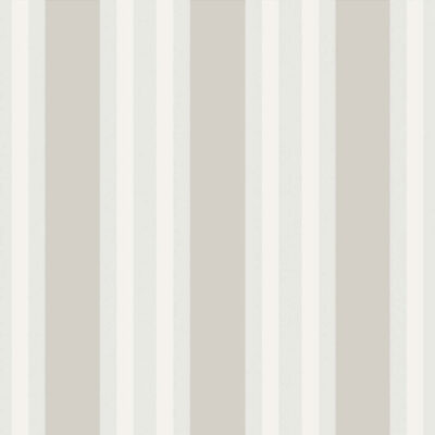 Marquee Stripes Polo Stripe wallpaper by Cole & Son