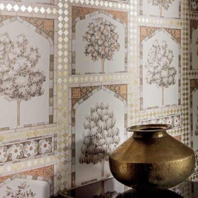 Sultan Palace wallpaper by Cole & Son