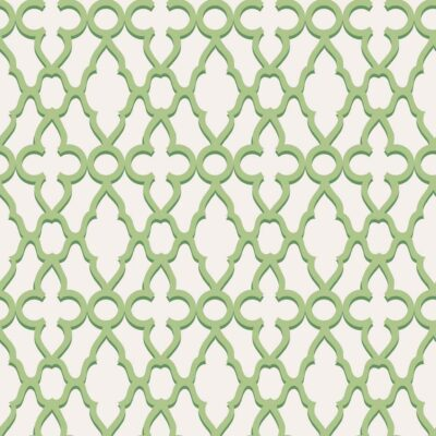 The Pearwood Collection Treillage wallpaper by Cole & Son
