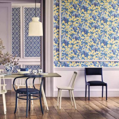 The Pearwood Collection Woodvale Orchard wallpaper by Cole & Son