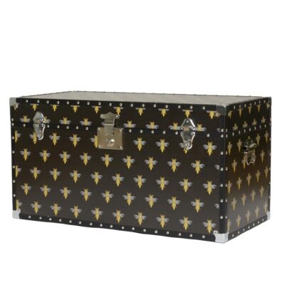 black Trunk with Bees by Casacarta
