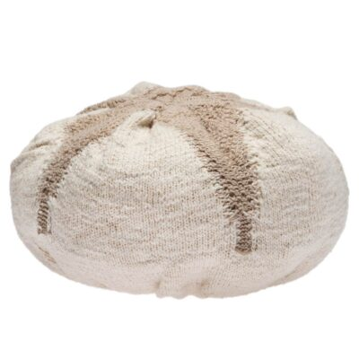 Washable cushion cotton boll by Lorena Canals
