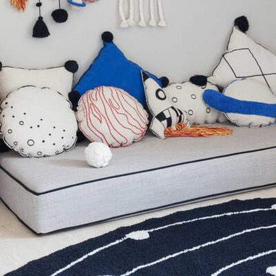Washable cushion mars by Lorena Canals