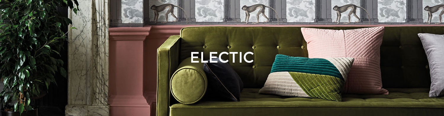electic design inspiration