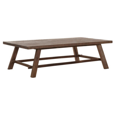 coffee table Campo made from mixed wood by Must Living