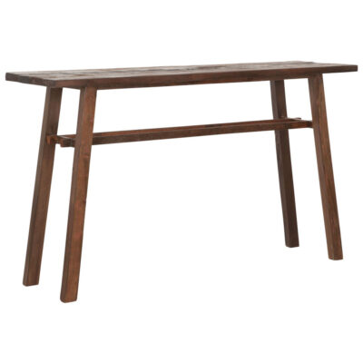 console table Campo made from mixed wood by Must Living