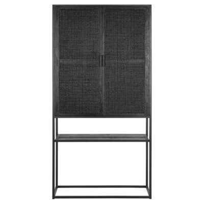 black cane cupboard Spiderman by Must Living