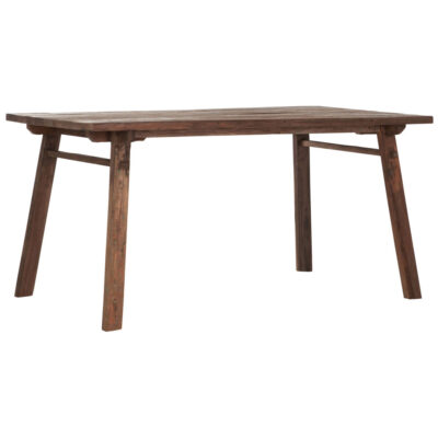 dining table Campo made from mixed wood 160 cm by Must Living