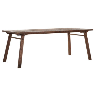 dining table Campo made from mixed wood 210 cm by Must Living