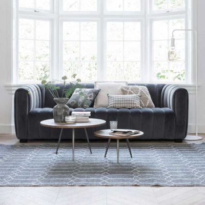 Dark grey sofa Elegant by Must Living