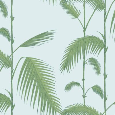 palm leaves wallpaper by Cole & Son