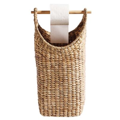 handmade Basket to store toilet paper by Muubs