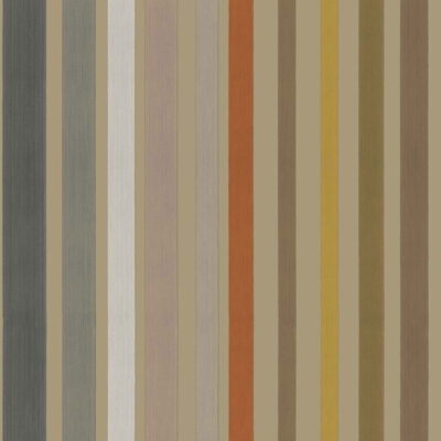 Carousel stripe wallpaper by Cole & Son