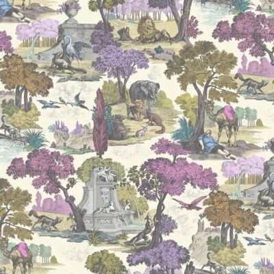 Folie Versailles Grand wallpaper by Cole & Son