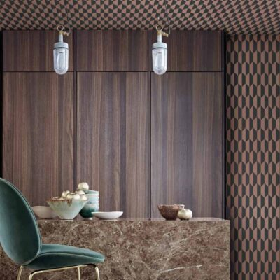 Icons Petite Tile wallpaper by Cole & Son