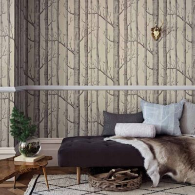 Icons Woods wallpaper by Cole & Son
