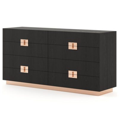 handmade Lady chest of 8 drawers by Laskasas