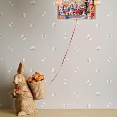 Whimsical Peaseblossom wallpaper by Cole & Son