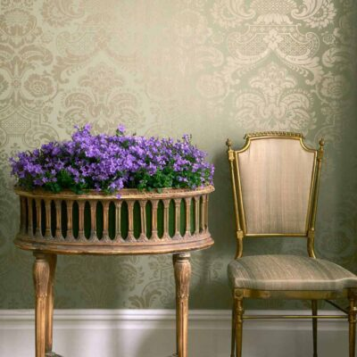 Damask carmen wallpaper by Cole &Son