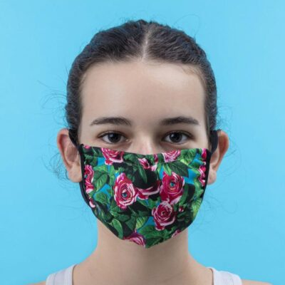 face mask by Seletti Toiletpaper