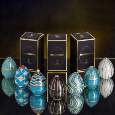 escamas egg Faberge by Ladenac