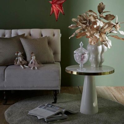 Side Tables & Armchairs