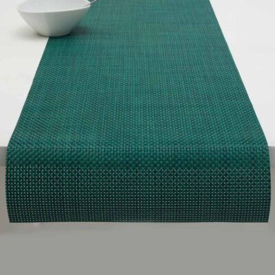 Runner green placemat by Chilewich
