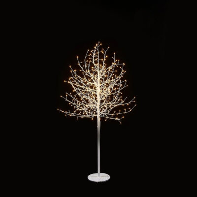 Beech Tree White with LED H150 by EDG