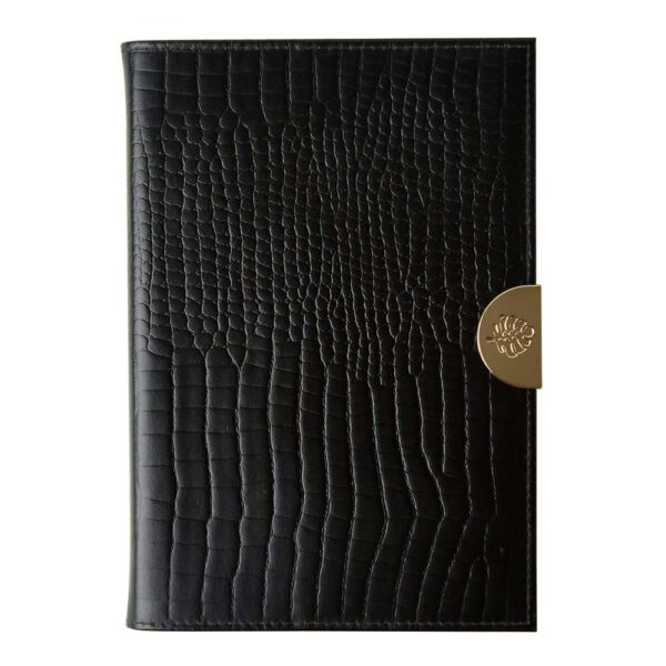Cache black planner cover by Hello Day