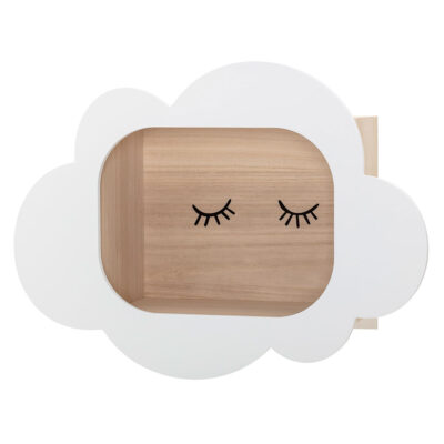 Cloud wall display for kids by Bloomingville