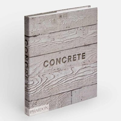 Concrete Book by William Hall