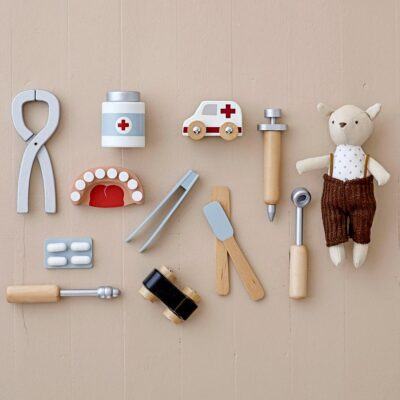 Dentist Toy Set by Bloomingville