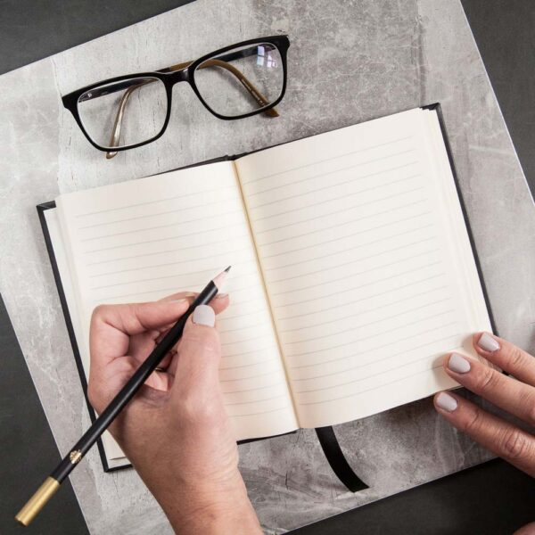 Every day journal Black by Hello day