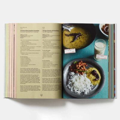 India The Cookbook by Phaidon
