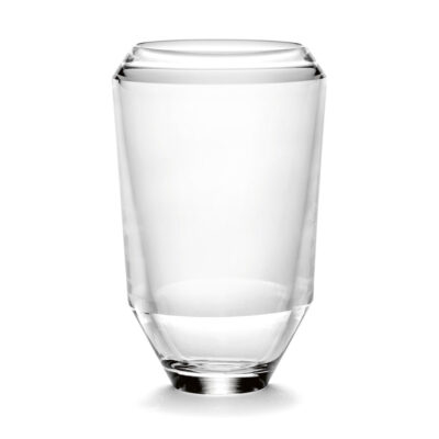 Lee universal glass transparent designed by Ann Demeulemeester