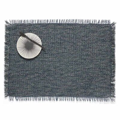 Fringe Rectangle Pacific placemat by Chilewich