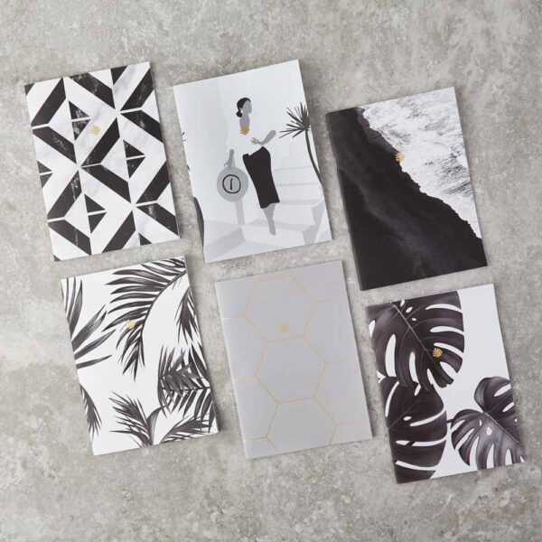 Mini note books assorted by Hello day