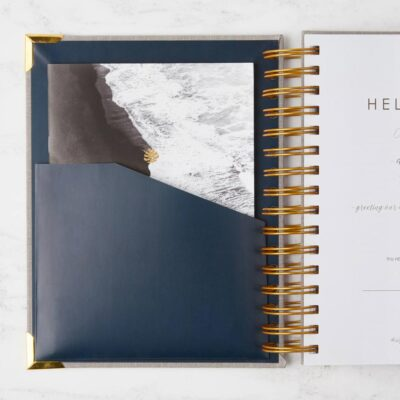 Original 2021 Daily Planner Dusk by Hello day