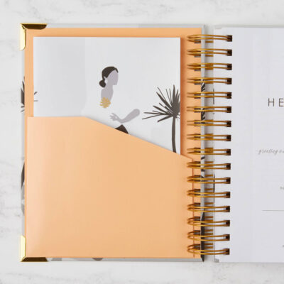 Original 2021 Daily Planner Serene by Hello Day