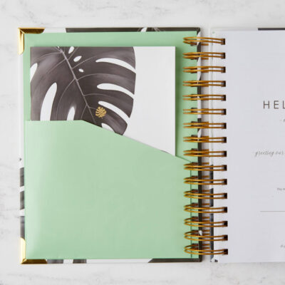Original 2021 Daily Planner Stems by Hello Day