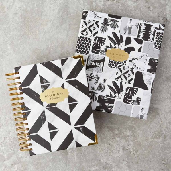 Original 2021 Daily Planner Tile by Hello Day