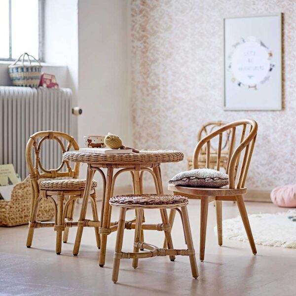 Kids rattan chair by Bloominville