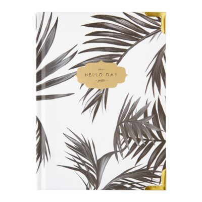 Petite 2021 weekly planner palma by Hello Day