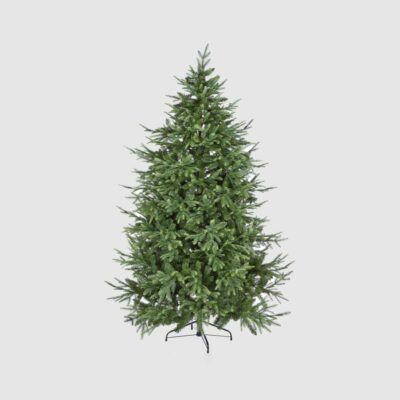 Artificial Christmas Pine Tree Luxury Green h210 by EDG