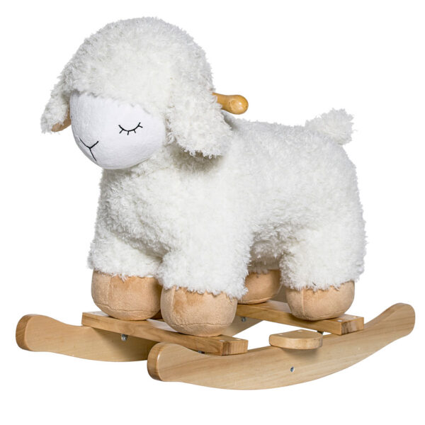 Sheep rocking toy by Bloomingville