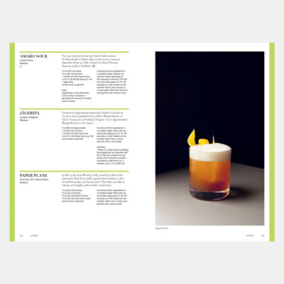 Spirited Cocktails from Around the World by Adrienne Stillman