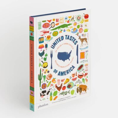 United Tastes of America cookbook by Phaidon