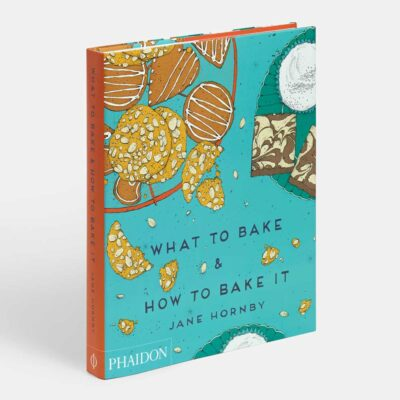 What to bake cookbook by Phaidon